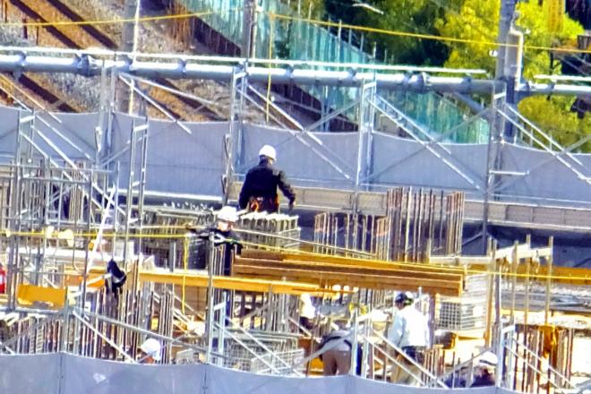 建設業界のイメージ