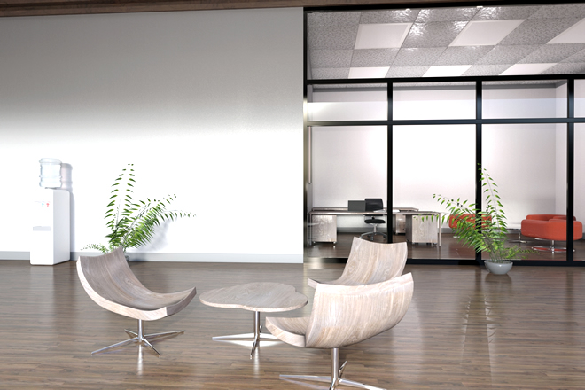 ベンチャーのオフィス風景