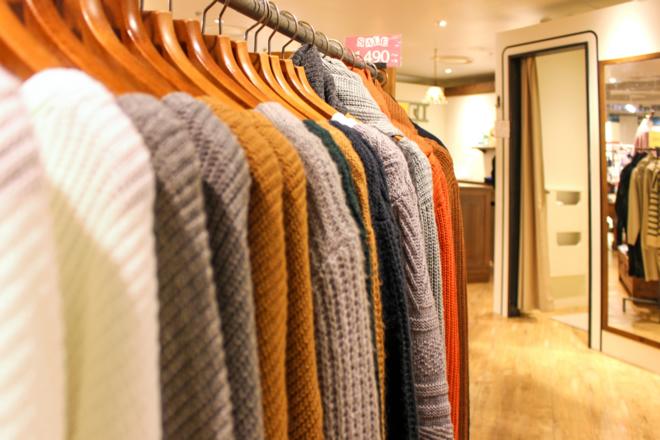 ファッション・アパレル業界イメージ